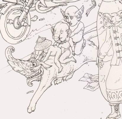 Suwata detail
