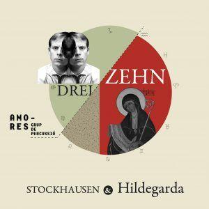 DREIZEHN_Stockhausen&Hildegarda_Amores Grup de Percussió