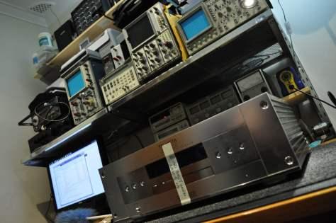 Tri-Vista SACD Player