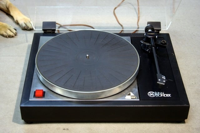 Linn Sondek LP12 Belt Drive Turntable Service