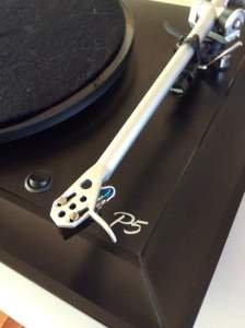 Rega P5 Belt-Drive Turntable Service