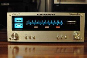 Marantz 125 AM/FM Stereo Tuner Alignment & Upgrades