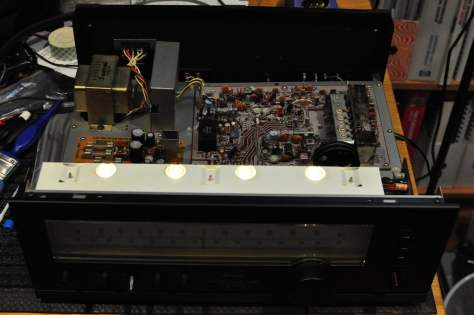 DSC6062 Sansui TU-717 AM/FM Stereo Tuner Service & Alignment
