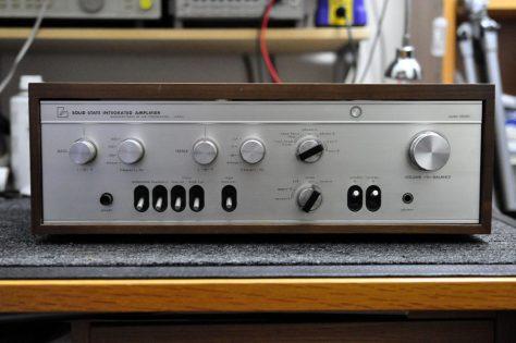 DSC6429-474x315 Vintage Luxman SQ-505 Integrated Amplifier for Sale
