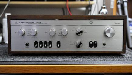Luxman SQ-202 Integrated Amplifier Repair & Service