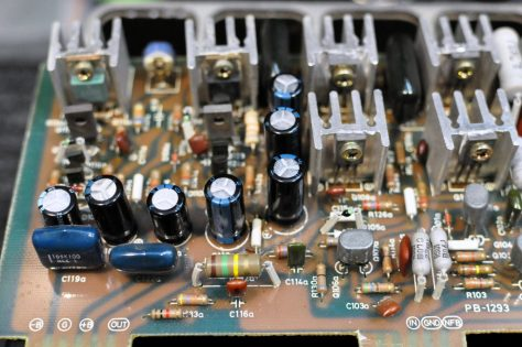 DSC6496-1024x680 Luxman M-4000A Amplifier Repair & Restoration