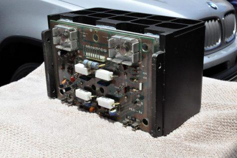 DSC6539-1024x680 Luxman M-4000A Amplifier Repair & Restoration