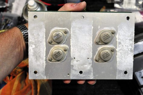 DSC6564-1024x680 Luxman M-4000A Amplifier Repair & Restoration