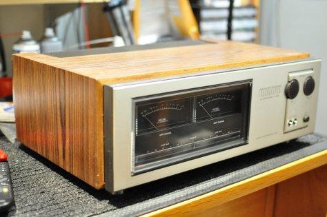 DSC6687-474x315 Luxman M-4000A Amplifier Repair & Restoration