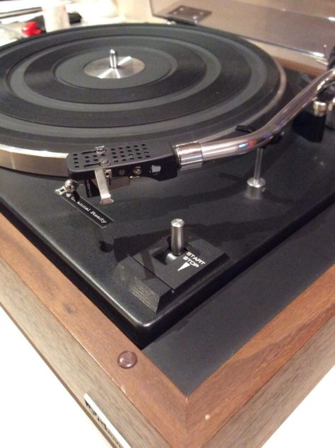 servicing your turntable