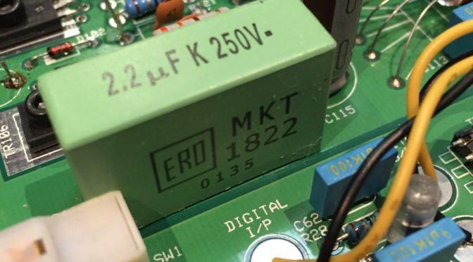Musical Fidelity Tri-Vista 21 Tube DAC Modifications, Part 3 – ERO Goodness!