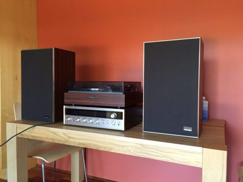 IMG_2155 Gorgeous Vintage Pioneer Hifi System for Sale