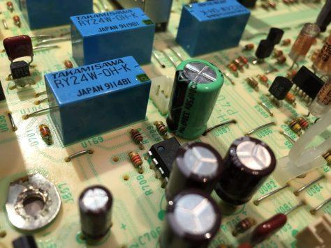 IMG_2359 Marantz SC-80 Preamplifier Repair