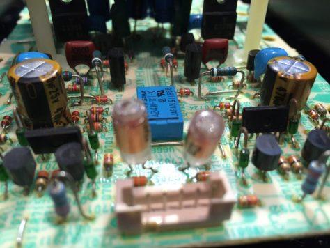 IMG_2402 Marantz SM-80 Amplifier Repair & Restoration