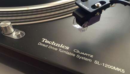 Technics SL-M3 Turntable Repair & Service - LIQUID AUDIO