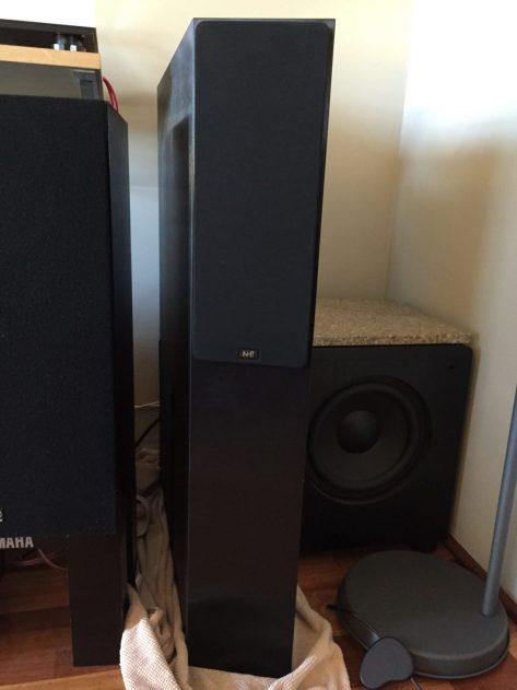 IMG_2606 Legendary NHT 3.3 Loudspeakers for Sale