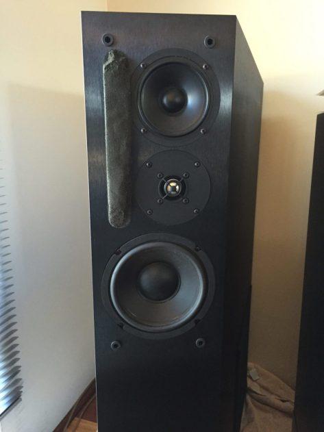 IMG_2608 Legendary NHT 3.3 Loudspeakers for Sale