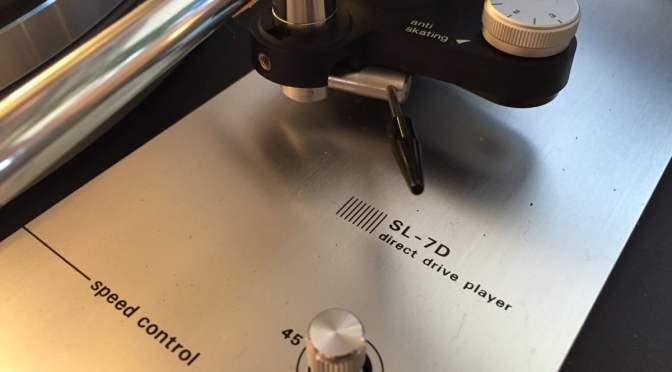 Denon SL-7D Direct-Drive Turntable Service & Repair