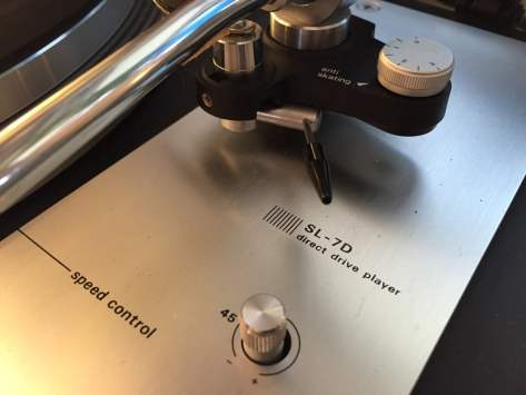 IMG_2884 Denon SL-7D Direct-Drive Turntable Service & Repair