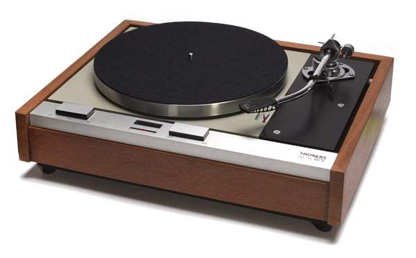 Thorens TD-125 Turntable Repair & Restoration