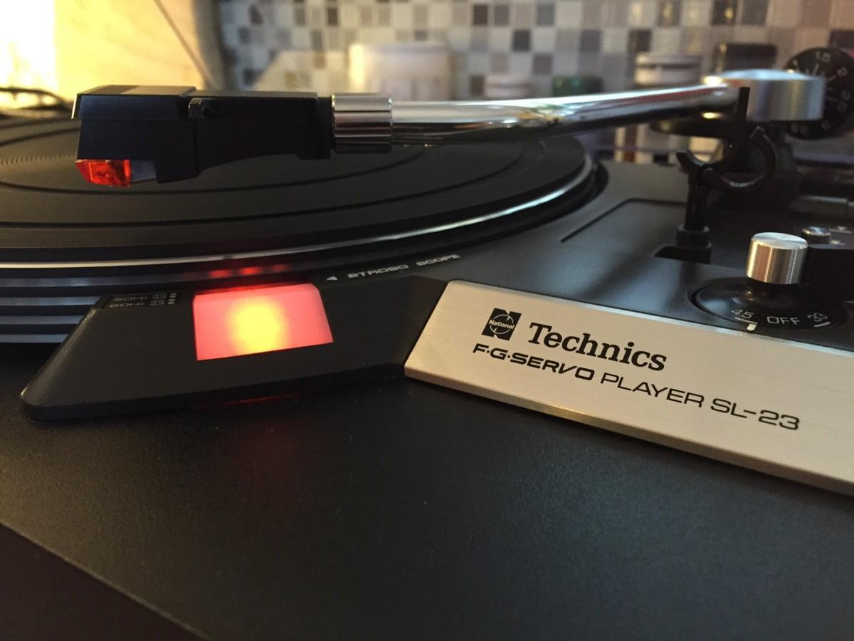 Technics SL-23 Turntable Service and Repair - Liquid Audio