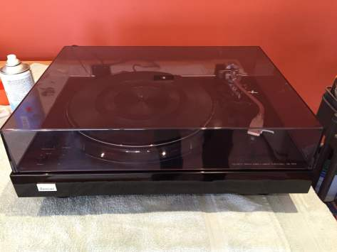 IMG_2959 NOS Sansui SR-929 DD Turntable Unboxing & Recommissioning!
