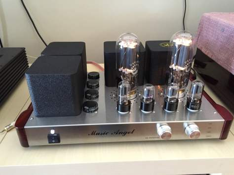 IMG_3009 Music Angel Class-A 845 Tube Amplifier for Sale