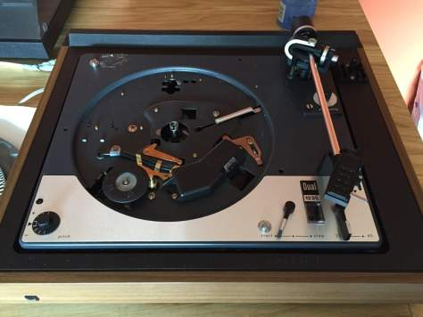 IMG_2668 Dual 1228 Turntable Service & Headshell Problems