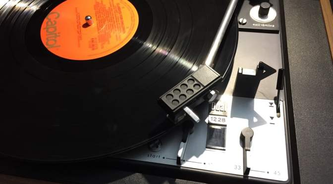 Dual 1228 Turntable Service & Headshell Problems