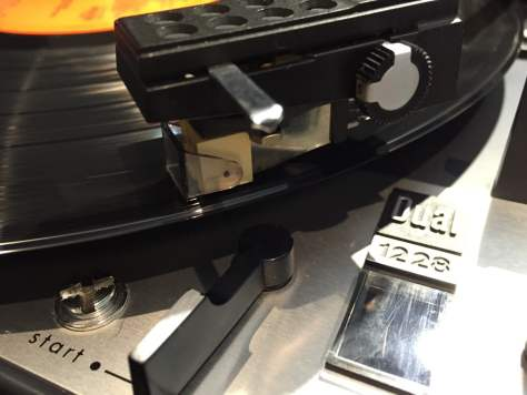 IMG_2673 Dual 1228 Turntable Service & Headshell Problems