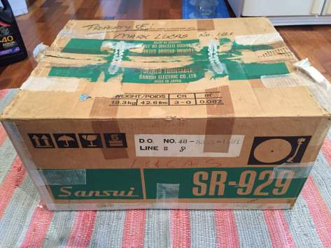 IMG_2964-0 NOS Sansui SR-929 DD Turntable Unboxing & Recommissioning!