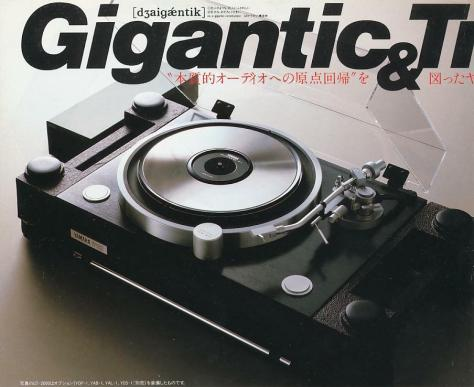 gt-2000-h Yamaha GT-2000 Direct Drive Turntable - Tweaking the Beast