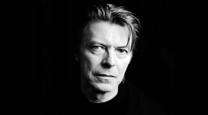 RIP, David Bowie