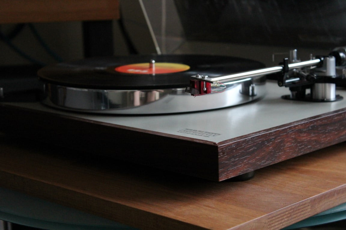 Luxman PD-264 Direct-Drive Turntable Service & Repair