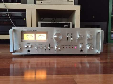 img_6146 Lovely Lenco A-50 Integrated Amplifier for Sale