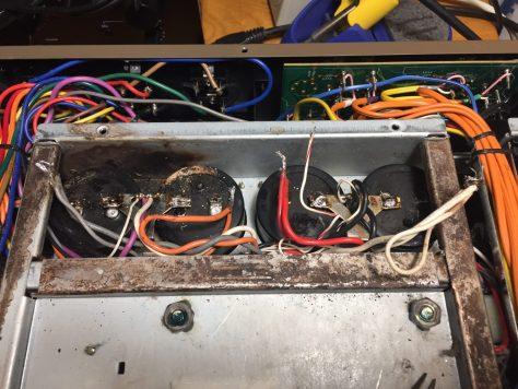 img_6264 Dead Filter Capacitors, Marantz PM-8 Restoration