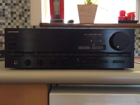 img_6372-1 Fantastic Pioneer A-X540 Integrated Amplifier for Sale