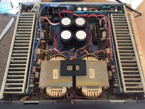 Yamaha MX-1