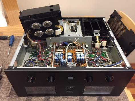 img_6910 Sansui BA-F1 Power Amplifier Restoration Update