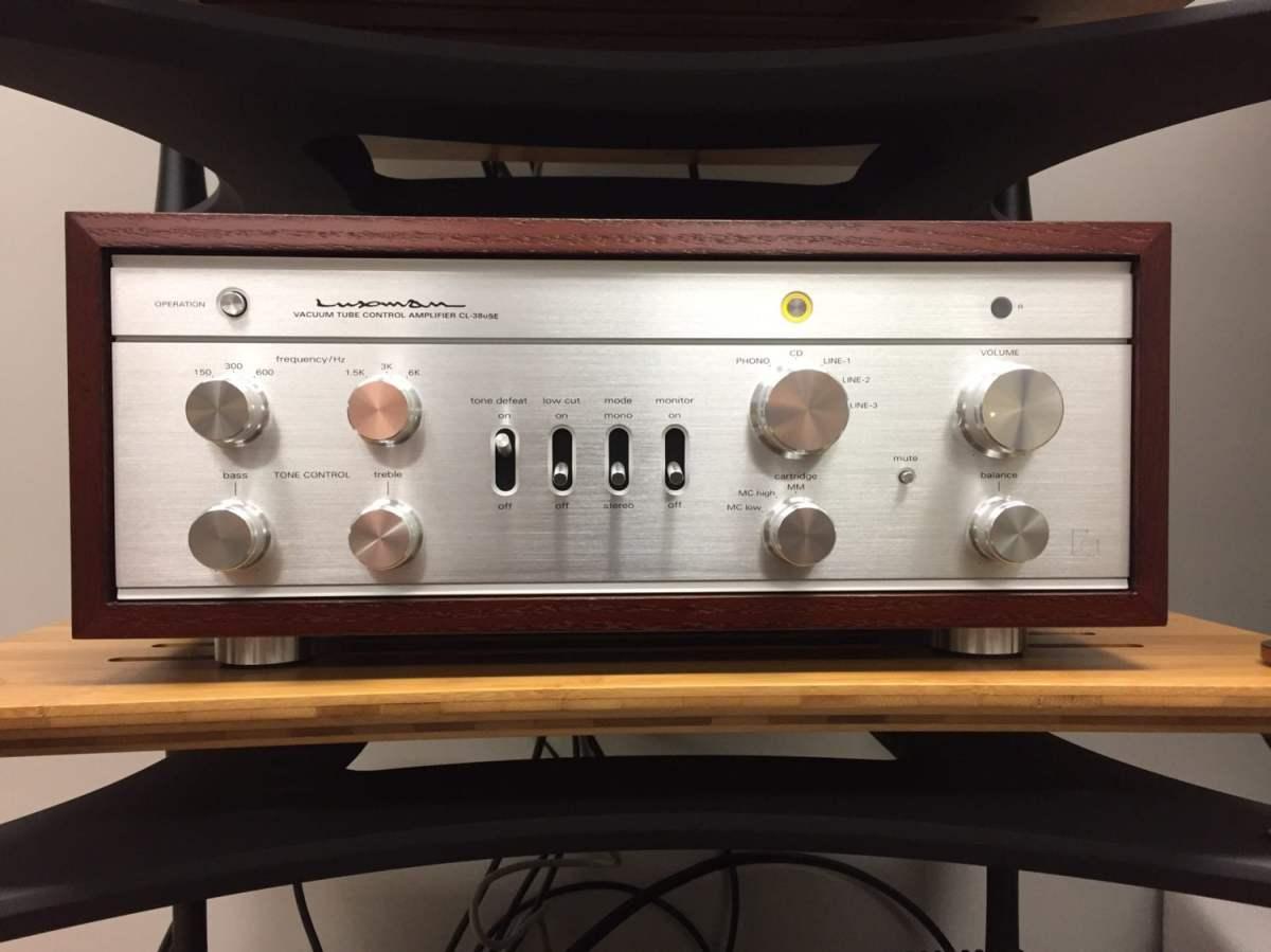 Luxman PD-171A