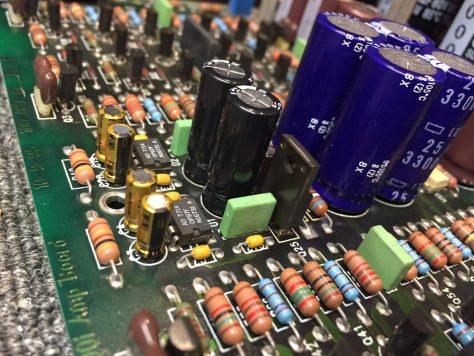 img_7322 Krell KAV-300i Integrated Amplifier Repair & Restoration
