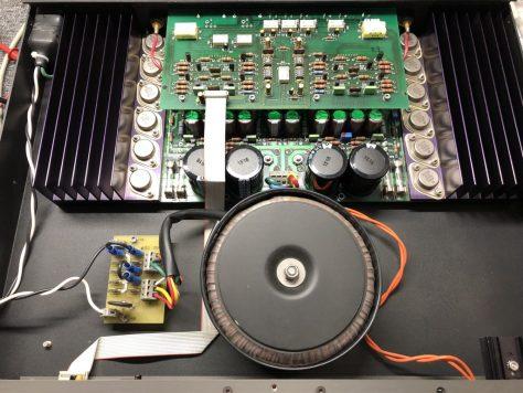 img_9077 Krell KAV-300i Integrated Amplifier Repair & Restoration