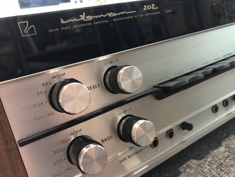 img_9160 Luxman SQ-202 Integrated Amplifier Repair & Service