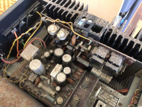 img_9180 Marantz 2330 Monster Receiver Restoration & Repair