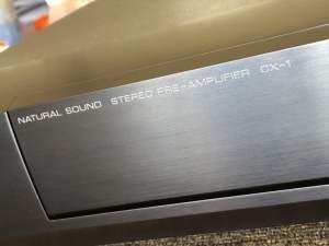 Yamaha CX-1 Preamplifier Service & Repair