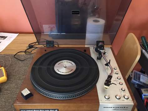 img_6190 Marantz Model 6300 Turntable Service & Overview