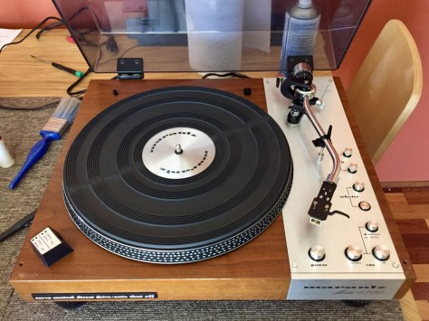 img_6212 Marantz Model 6300 Turntable Service & Overview