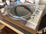 Denon SL-7D Direct Drive Turntable