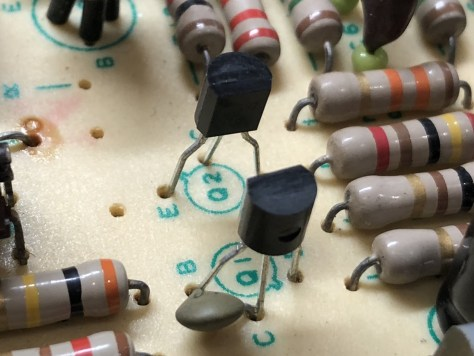 transistor matching