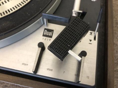 img_0922 Dual 1219 Idler Drive Turntable Major Service & Repair